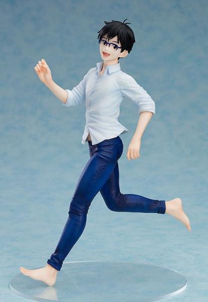 Zum Anime ´Yuri!!! on Ice´ kommt diese detailreiche Statue aus PVC im Maßstab 1:8. Sie ist ca. 22 cm groß und wird inklusive Base in einer bedruckten Fensterbox geliefert.