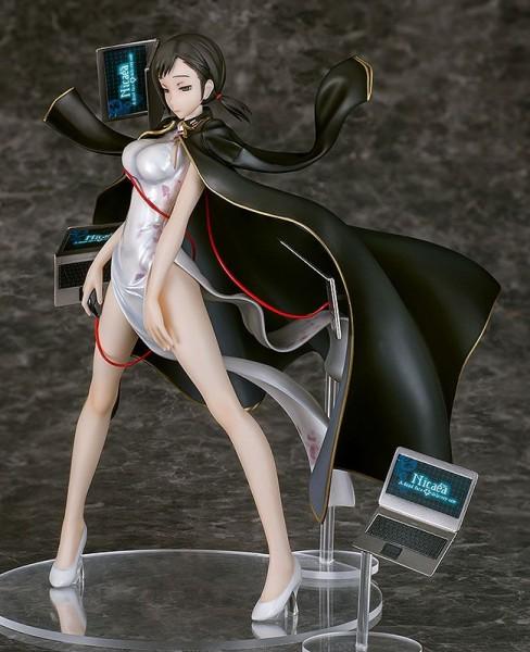 Zum Videospiel ´Shin Megami Tensei´ kommt diese detailreiche PVC Statue von Fumi Kanno im Maßstab 1:8. Sie ist ca. 22 cm gross und wird mit Base in einer Fensterbox geliefert.
