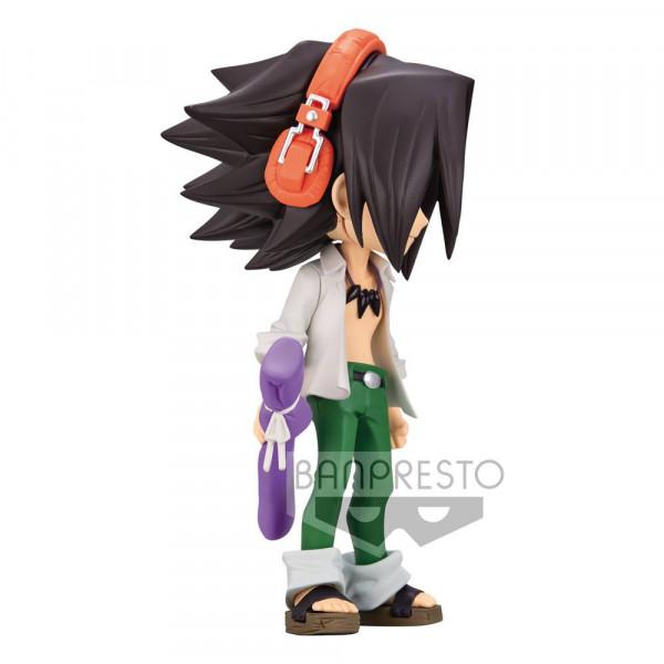 Zur beliebten Anime-Serie ´Shaman King´ kommt diese super-niedliche Figur. Sie ist ca. 14 cm groß und wird in einer Geschenkbox geliefert.