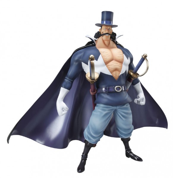 One Piece Excellent Model P.O.P PVC Statue 1/8 Vista ´The Flower Sword´ 26 cm
