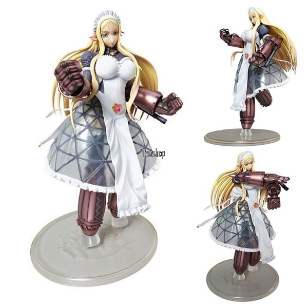 QUEEN'S BLADE REBELLION - Excellent Model 04 Vante