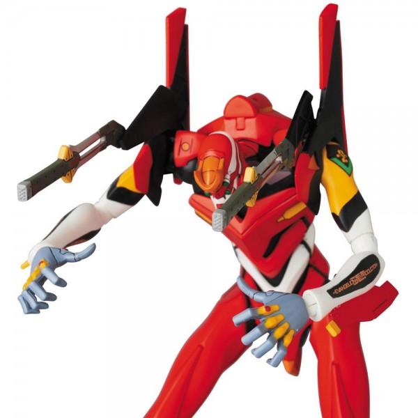 Aus Medicoms hochwertiger ´Miracle Action Figures´-Reihe kommt diese fantastische Actionfigur von Evangelion 2.0. Das 19 cm große Sammlerstück wird in einer Fensterbox geliefert.
