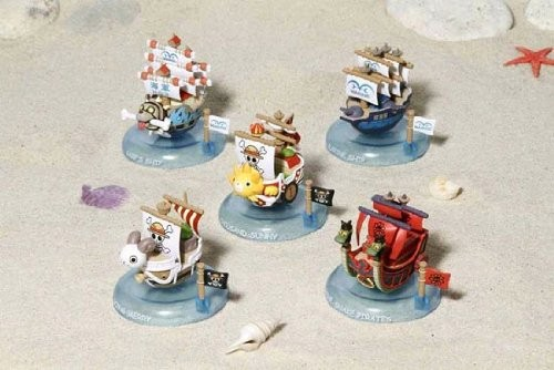 One Piece Yura Yura Core Wobbling Pirate Ship Vol. 1