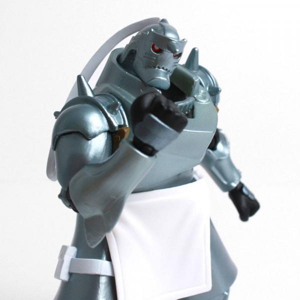 Offiziell lizenzierte, bewegliche Figur mit Zubehör. Sie ist ca. 13 cm groß und wird in einer Fensterbox geliefert.
