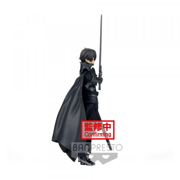 """Zum Anime """"Sword Art Online Alicization Rising Steel"""" kommt diese detailreiche PVC Statue. Sie ist ca. 16 cm groß und wird inkl. Base in einer bedruckten Box geliefert."""