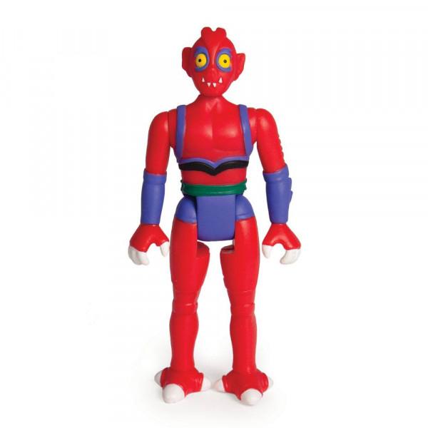 Detailreiche Actionfigur aus Kunststoff im 3 3/4-inch Format. Sie ist ca. 10 cm groß und wird in einer Blisterverpackung geliefert.