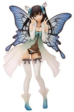 Aus Tonys Heroine Collection kommt diese bezaubernde PVC Statue von Daisy im Maßstab 1:6. Sie ist ca. 25 cm groß und wird in einer Fensterbox geliefert.