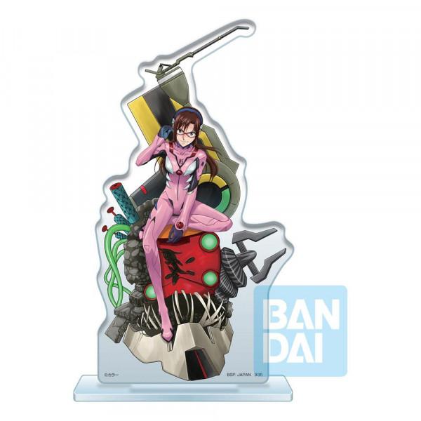 """Aus Bandai's """"Ichibansho""""-Reihe kommt diese detailreiche Acryl Figur aus dem Anime Film """"Evangelion: 3.0 + 1.0"""". Sie ist ca. 21 cm groß."""