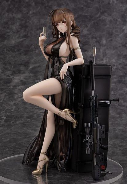 Zum Videospiel ´Girls Frontline´ kommt diese detailreiche Statue von Nico. Die aus PVC gefertigte Statue kommt im Maßstab 1/7 und ist ca. 24 cm groß. Sie wird in einer bedruckten Fensterbox geliefert.