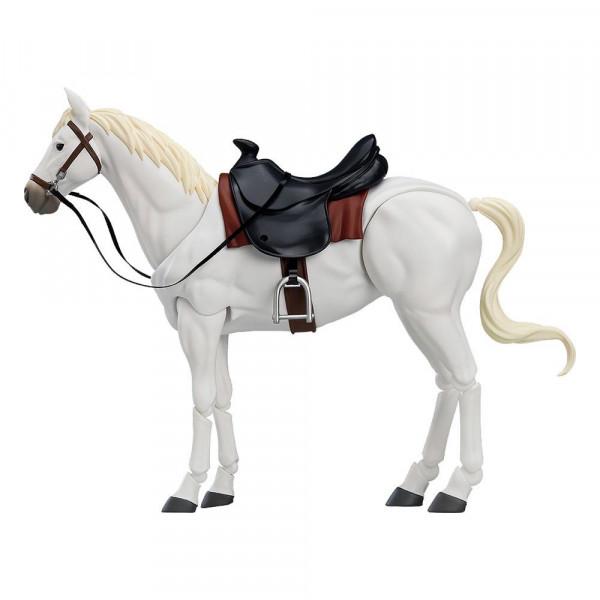 Original Character Figma Actionfigur Horse ver. 2 (White) 19 cm
