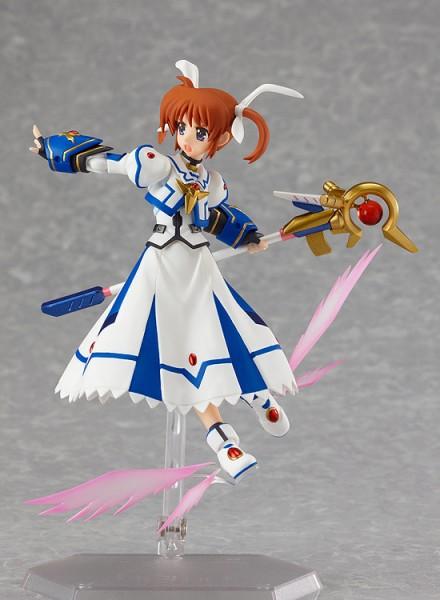 Magical Girl Lyrical Nanoha The Movie 2nd Figma Actionfigur Nanoha Takamachi Sacred Mode 12 cm