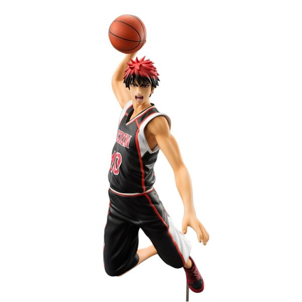 Kuroko no Basketball PVC Statue 1:8 Taiga Kagami Away Uniform Ver. 24 cm