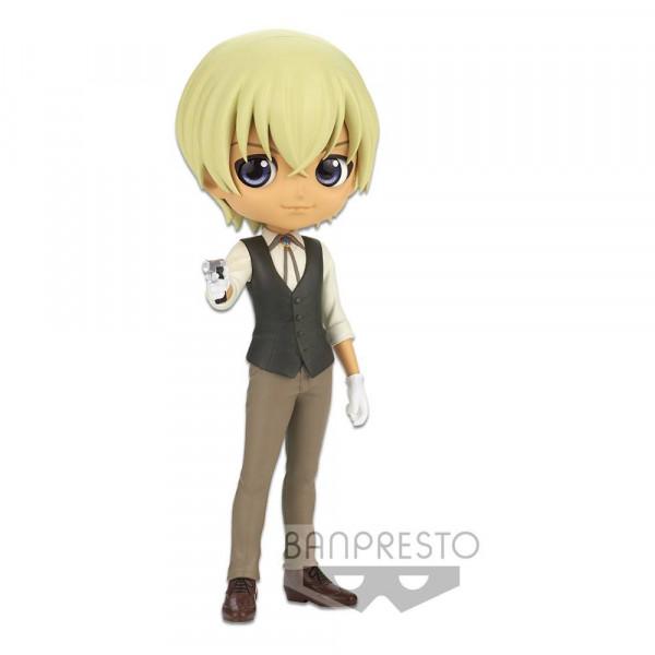 """Zur Anime-Serie """"Detektiv Conan"""" kommt diese super-niedliche Figur. Sie ist ca. 15 cm groß und wird in einer Geschenkbox geliefert."""