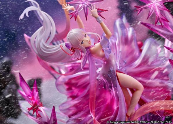 """Zur Anime-Serie """"Re: Zero Starting Life in Another World"""" kommt diese coole Statue. Die aus PVC gefertigte Statue ist ca. 35 cm groß und wird in einer Fensterbox geliefert."""