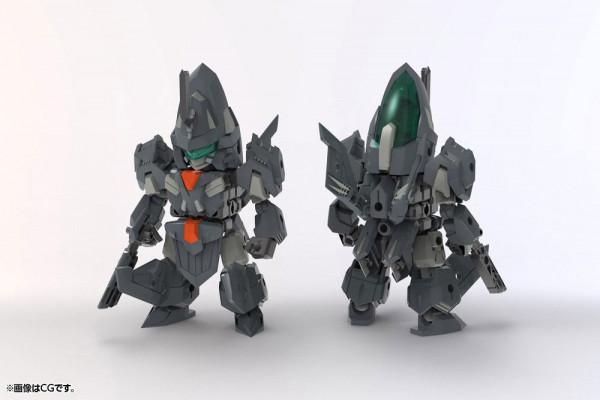 Aus Kotobukiyas Zubehör-Reihe ´M.S.G.´ kommt dieses Set, ideal als Austattung für Kotobukiyas Plastic Model Kits.