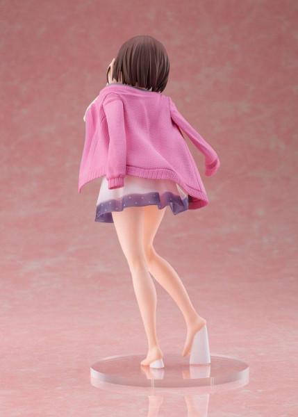 Zur Anime-Serie ´Saekano: How to Raise a Boring Girlfriend´ kommt diese detailreiche PVC Statue von Megumi Kato. Sie ist ca. 20 cm groß und wird mit Base in einer Fensterbox geliefert.