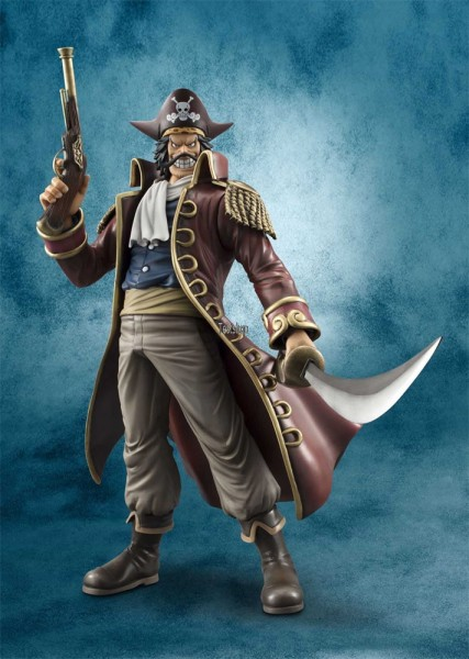 One Piece Excellent Model P.O.P Neo-DX PVC Statue 1/8 Gol D Roger 25 cm