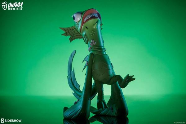 Aus Unruly Industries' Monster-Reihe kommt dieses coole Designer Toy von Ian MacDonald. Die Statue aus PVC und Vinyl ist ca. 18 cm groß und auf 500 Stück limitiert.