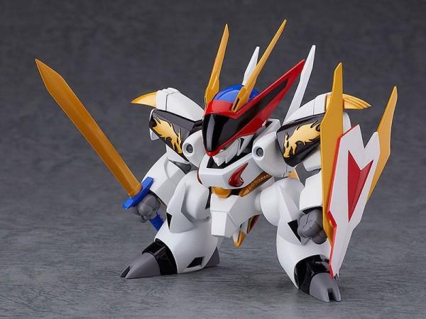 Aus Max Factory's ´PLAMAX´ Serie kommt diese Figur von Ryuomaru.Zusammengebaut ist die Figur ca. 8 cm gross.
