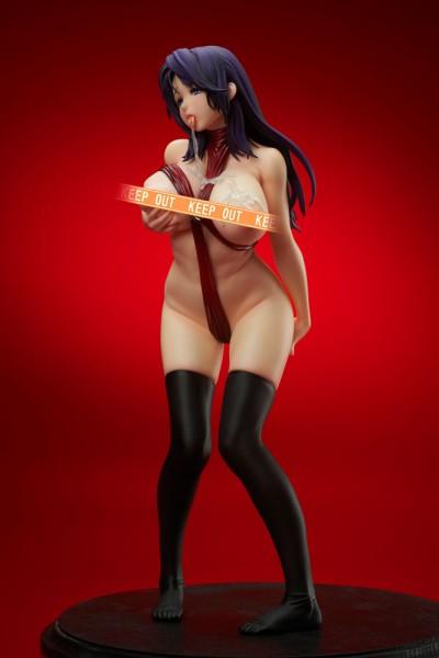 Sayaka & Kengo Series PVC Statue 1/6 Sayaka 28 cm