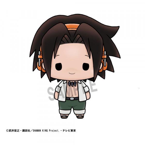Zur beliebten Anime-Serie ´Shaman King´ kommt dieser Pack mit 6 super-niedlichen Sammelfiguren. Jede Figur ist ca. 5 cm groß. Sie werden in einer Box geliefert.