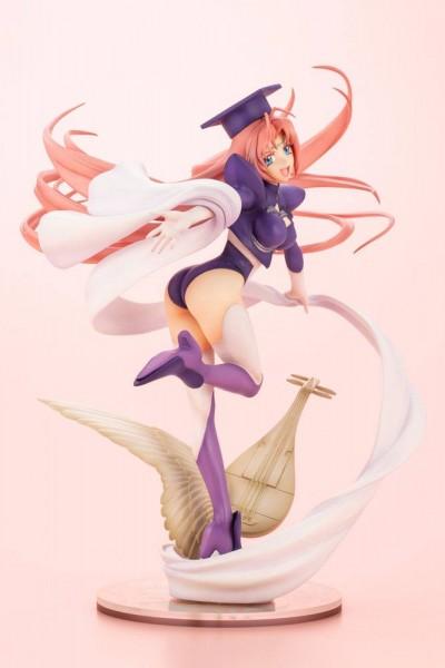 Aus der ´ARTFXJ´ Reihe von Kotobukiya kommt diese aufregende Statue aus der Anime-Serie ´Hakyu Hoshin Engi´. Die detailreiche PVC Statue im Maßstab 1/8 ist ca. 25 cm gross und wird in einer Fensterbox geliefert.Die Statue muss in wenigen, einfachen Schrit