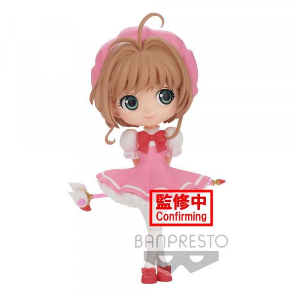 """Zur Anime-Serie """"Cardcaptor Sakura"""" kommt diese super-niedliche Figur. Sie ist ca. 14 cm groß und wird in einer Geschenkbox geliefert."""