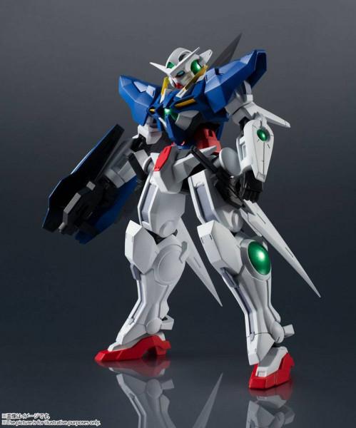 """Aus dem Gundam Universum kommt diese großartige und voll bewegliche Actionfigur aus Tamashii Nations """"Gundam Universe""""-Reihe.<br /><br />Die Figur ist ca. 15 cm groß und wird mit weiterem Zubehör sowie Austauschteilen in einer Fensterbox geliefert."""