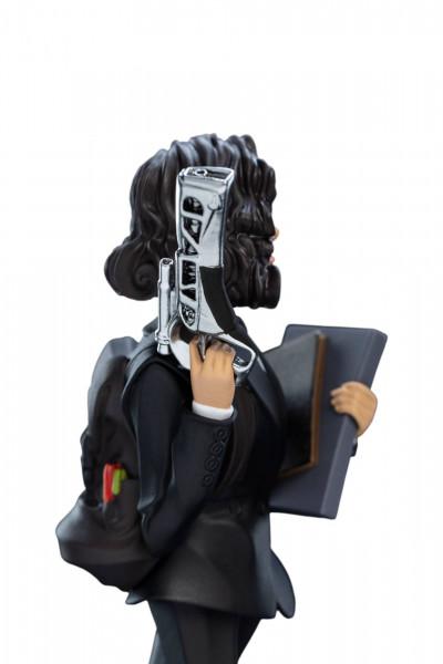 Offiziell lizenzierte Figur aus Vinyl. Sie ist ca. 9,3 x 18,5 x 9,5 cm groß und wird in einer bedruckten Geschenkbox geliefert.