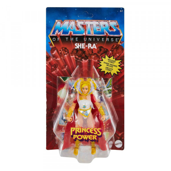 Masters of the Universe Origins Actionfigur 2021 She-Ra 14 cm