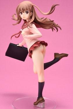 Zur Anime-Serie Saki The Nationals kommt diese detailreiche PVC Statue von Ako Atarashi im Maßstab 1:7. Sie ist ca. 21 cm groß.