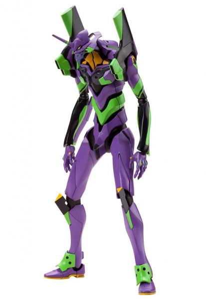 Zur erfolgreichen ´Neon Genesis Evangelion´-Reihe kommt diese detailreiche Figur von aus Kotobukiyas ´Plastic Model Kit´ Serie.Die Figur verfügt über mehrere Artikulationspunkte und Austauschteile. So kann der Roboter in verschiedenen Posen und mit divers