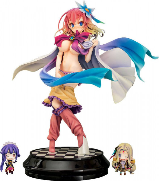 No Game No Life Zero Statue 1/7 Stephanie Dola 24 cm