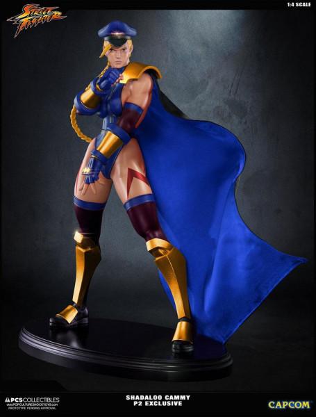 Pop Culture Shock präsentiert diese herausragende Statue von Cammy aus dem Videospiel ´Street Fighter IV´!Diese hochwertige Polystone-Statue ist ca. 43 cm groß und wird mit Echtheitszertifikat, styropor-geschützt, im bedruckten Karton geliefert.Weltweit l